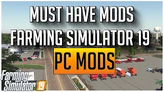 FS19 How to use GPS Mod - Guidance Steering mod - The Basics