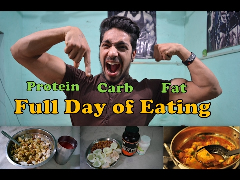 Full Day Eating - Lean Bulk (Indian Bodybuilding Diet)