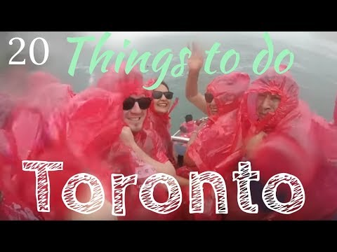 Toronto Guide Tour / Toronto Attractions / Toronto activities