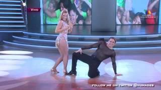 Aura Cristina - Single Ladies (23-06-13 Mexico Baila)
