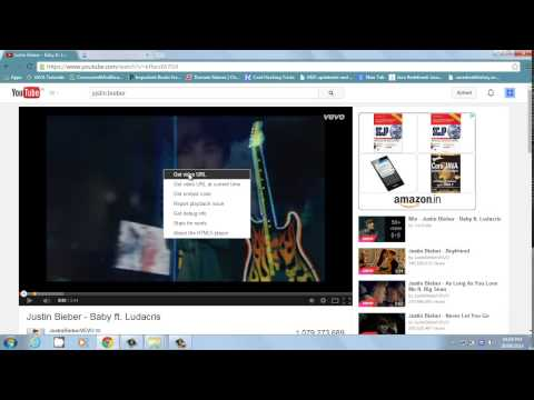 download youtube video without any software very simple..