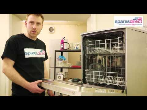 How to fix a Dishwasher Door Lock | Oven Spares & Parts | 0800 0149 636