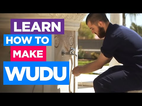 My Prayer - Part 3 Pre-Requisites & Wudu (Ablution)