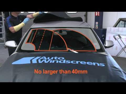 How to Repair a Windscreen in One Minute - Auto Windscreens