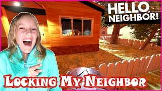 Locking My Neighbor In My Own House with Ronald
