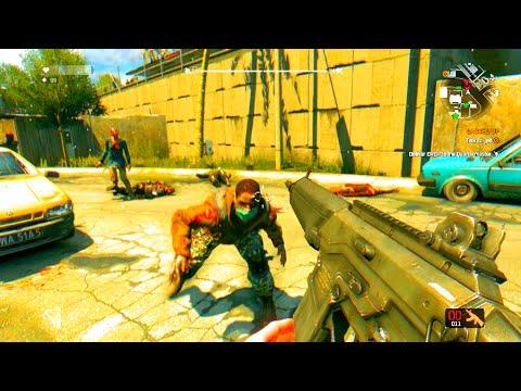 Dying Light: Showcase All Orange Rifles