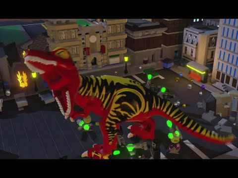 LEGO Batman 3: Beyond Gotham - All Red Brick / Cheat Locations (Complete Guide)