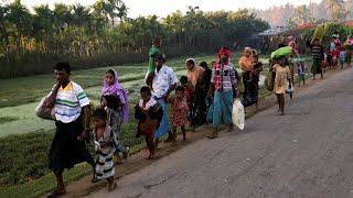 New evidence of genocide in Myanmar amid Rohingya refugee crisis