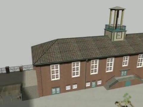 School Project - 3D Building