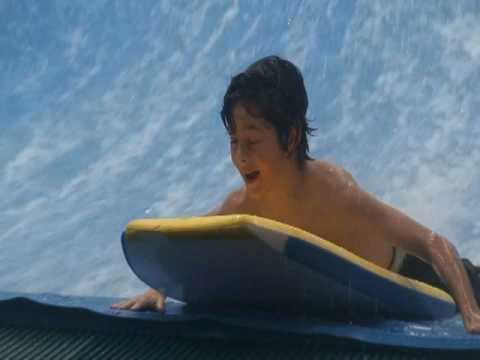 Surfing Tampa Bay