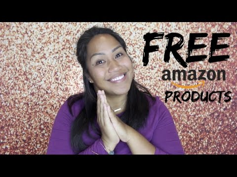 HOW TO GET FREE AMAZON PRODUCTS!
