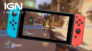 """Overwatch on Switch is """"Feasible,"""" But Not Starcraft 2 - IGN News"""