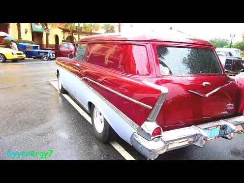 1957 Chevy NOMAD station wagon, 2 door