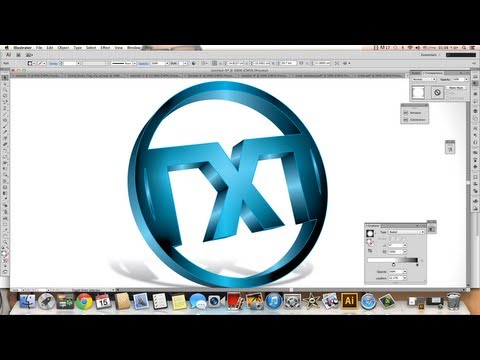 how to make 3d text in illustrator  | 3d text illustrator tutorial