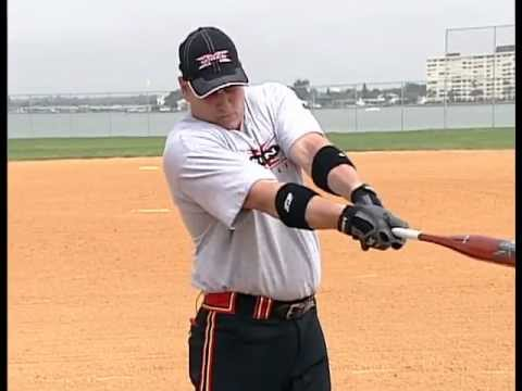Slowpitch Softball Hitting Tips - Leading with your Hands