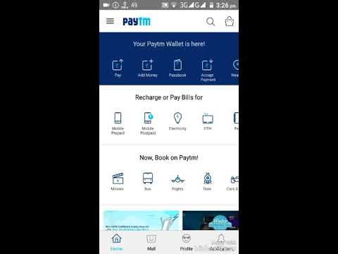 How to add money in paytm from your bank dabit card credit card and net banking