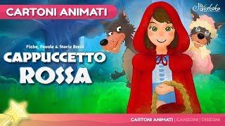 Cappuccetto Rosso storie per bambini | cartoni animati italiano | Storie della buonanotte
