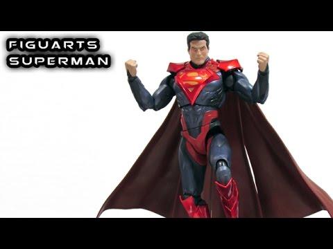 S.H. Figuarts SUPERMAN Injustice Figure Review