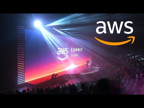 BIG Announcement! Toby Talks Tech - AWS Summit 2018