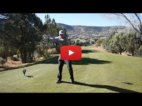 How to hit the golf ball farther