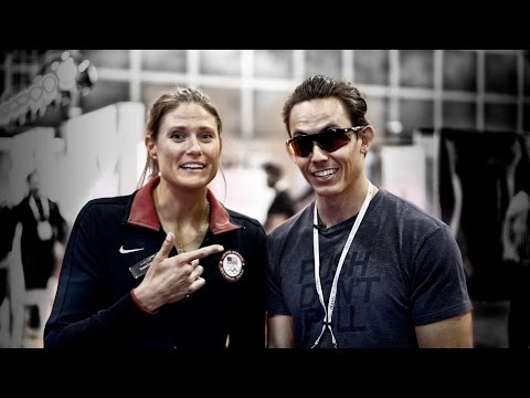 Interview with Olympic Rower and Two-Time Gold Medalist Susan Francia