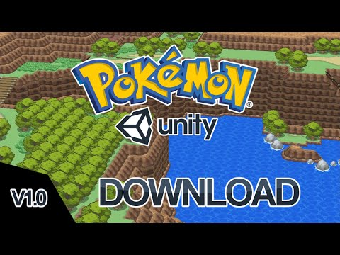 Pokémon Unity - PROJECT DOWNLOAD