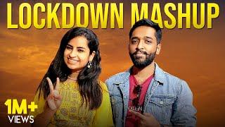 Lockdown Mashup - New VS Old Songs - Rajaganapathy ft.@Sivaangi Krishnakumar