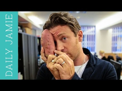 LET'S TALK ABOUT SWEET POTATO! | Jamie Oliver
