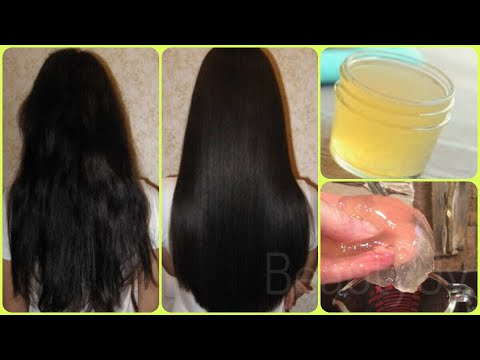 How to Make A Hair Mask for Super Silky Hair Naturally
