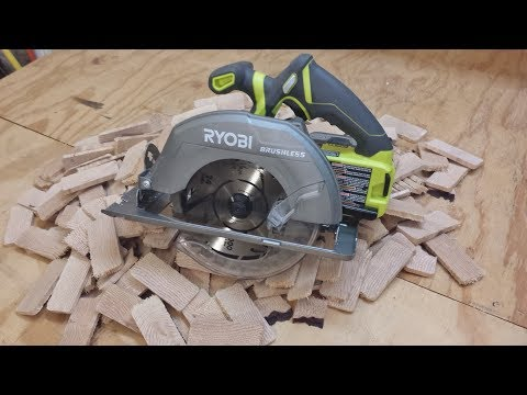Ryobi One+ 18V Brushless Cordless 7-1/4
