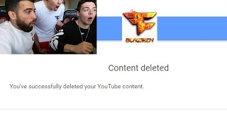 Deleting FaZe Blaziken