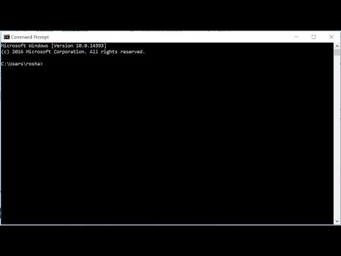 How to run java program using Command prompt