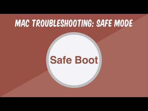 Mac Troubleshooting: Safe Mode