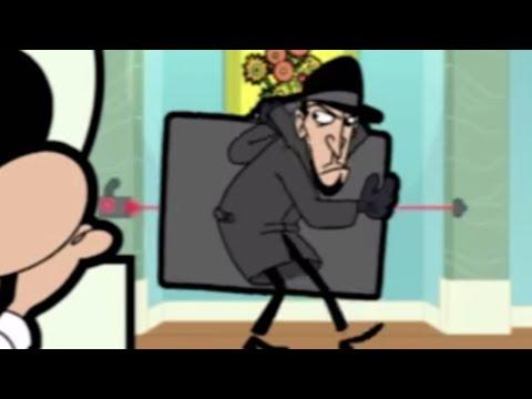 Art Thief   Season 1 Episode 31   Mr. Bean Cartoon World