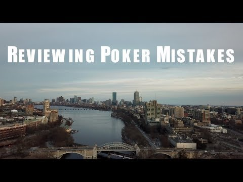Reviewing Poker Mistakes at Home for Christmas - Vlog #58