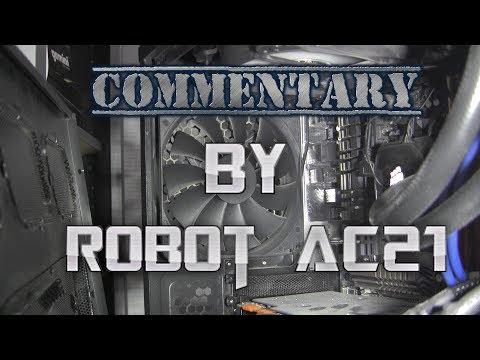 PC Case Fan Not Working: Ft. Robot AC 21