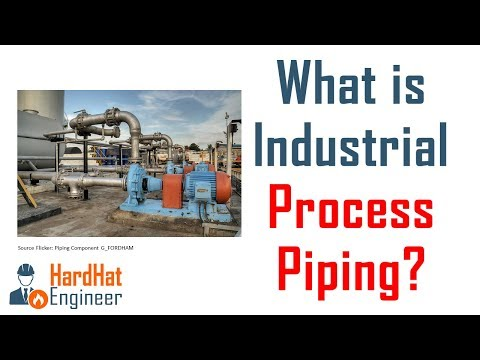 What is Process Piping? Meaning of Piping for Fresh Piping Engineer