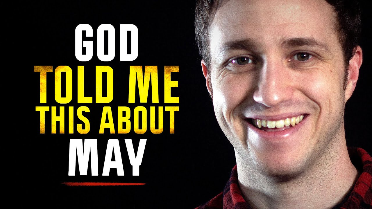 God Just Showed Me This About May - Troy Black