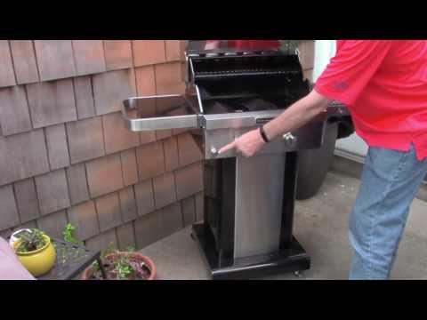 Review KitchenAid 2 burner gas grill
