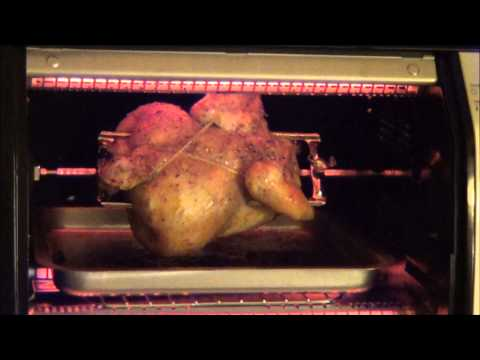 How to Cook a Rotisserie Chicken.. with Cooking with the Cooker