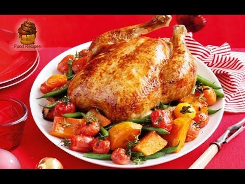 Whole Chicken Recipes Honey-Poppy Seed Cornish Hens
