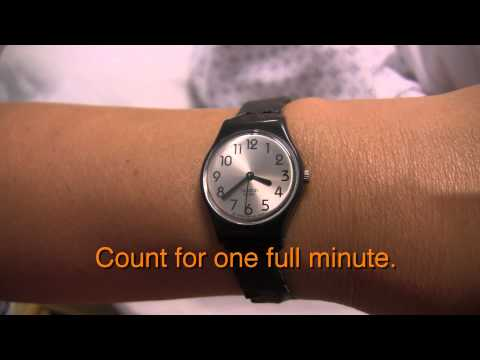 06 Counts Radial Pulse