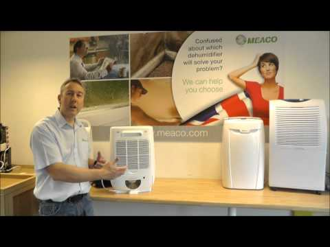 Meaco DD8L Dehumidifier - everything you need to know