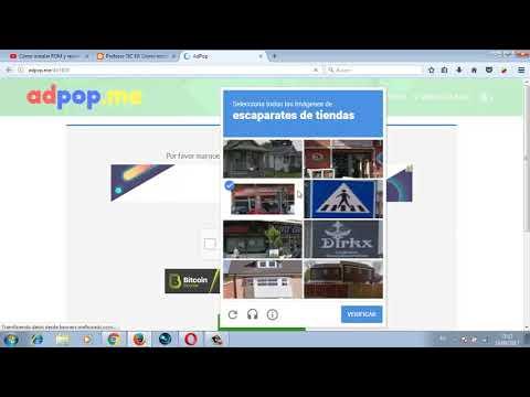 Cómo descargar un archivo con Adpop
