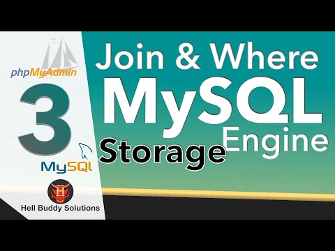 MySQL storage engine Part 3 -- How to combine 2 tables from different databases?
