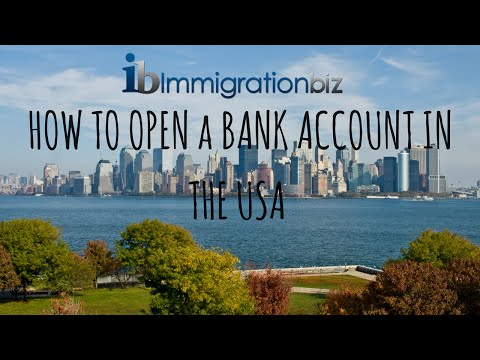 Open a Bank Account in the USA without Visa | Start a business in USA
