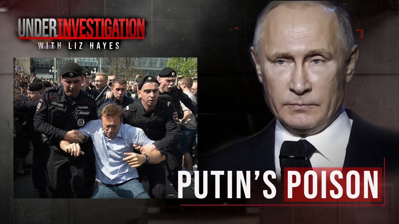 Is Vladimir Putin the mastermind behind Russia's global web of poisoning? | Under Investigation
