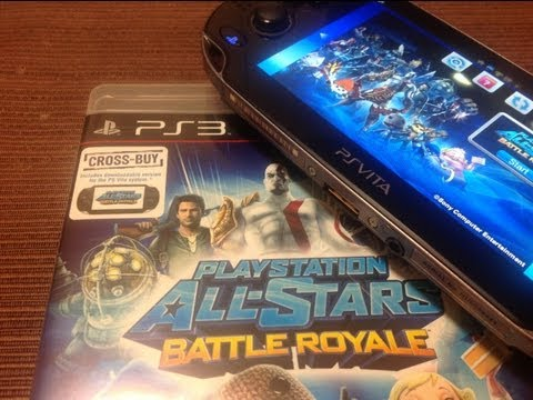 HOW TO Download Free Vita PS All-Stars Battle Royale