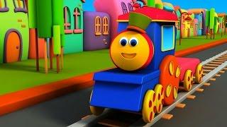 Bob der zug deutsch   Bob Kinderlieder Compilation   mehr Kinderlieder mit Bob Der Zug