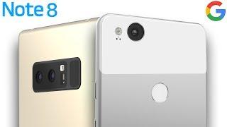 Samsung Galaxy Note 8 & Google Pixel 2 - Next iPhone 8 Killers?